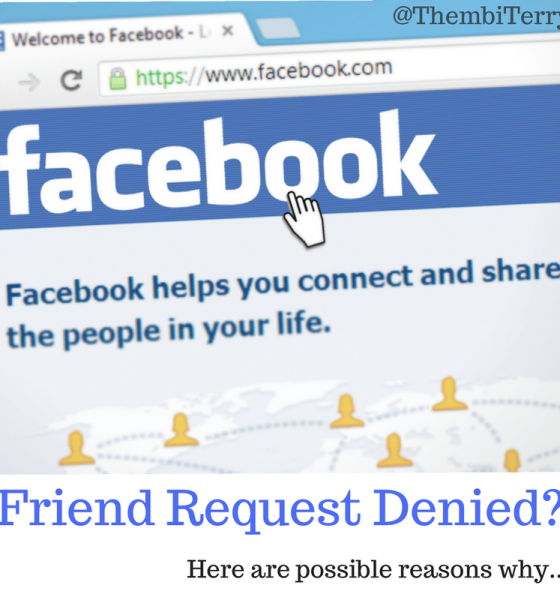 Friend Request Denied? Possible Reasons Why
