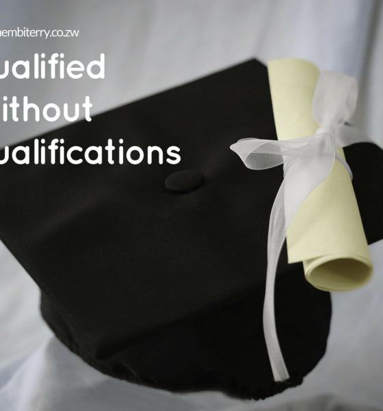 Qualified without qualifications
