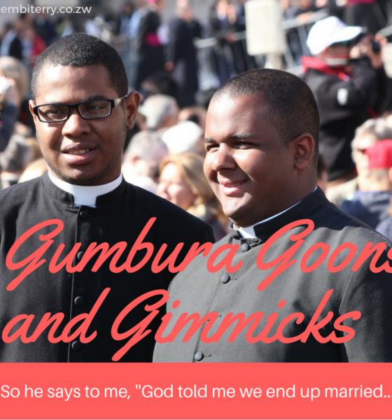 Gumbura Goons and Gimmicks
