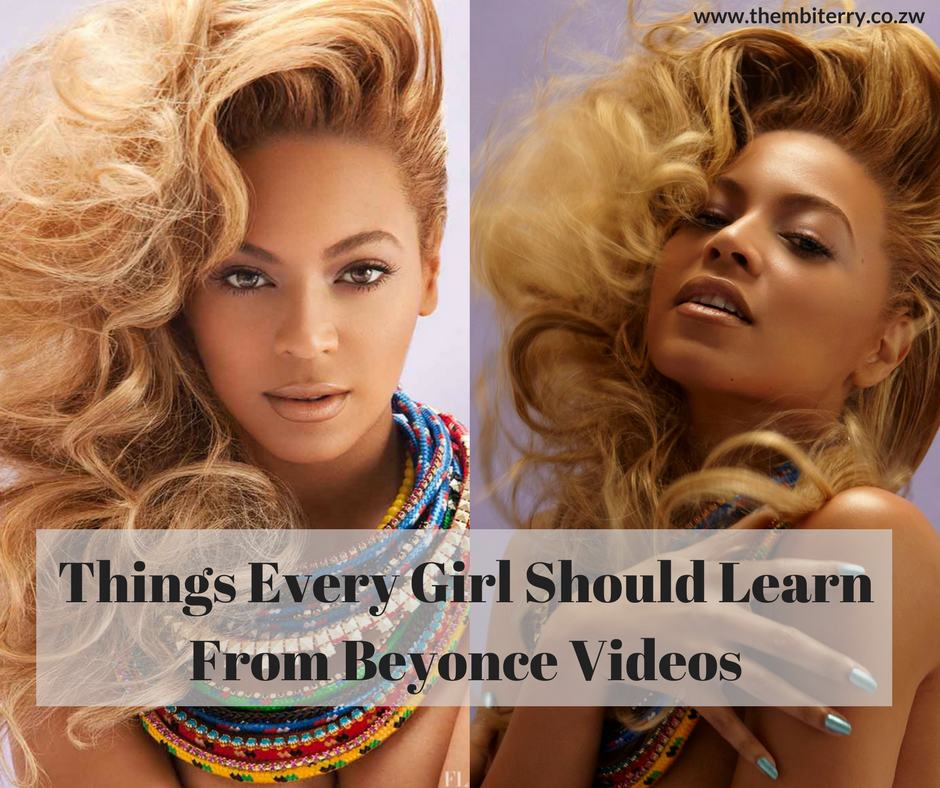 Lessons Every Girl Should Steal From Beyonce Videos