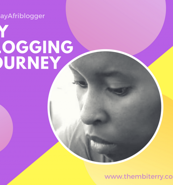#1 My Blogging Journey