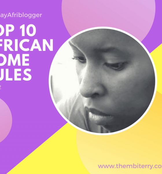 #2 Top 10 African Home Rules