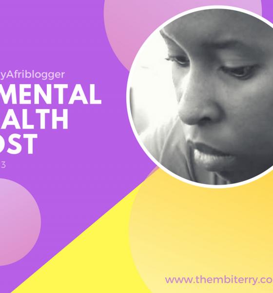 #14 A Mental Health Post